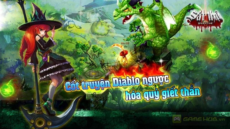 Tải Game Sát Thủ Truyền Kỳ cho Android iOs miễn phí